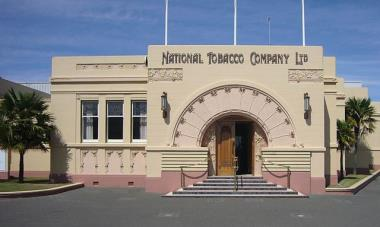 Art Deco, Napier