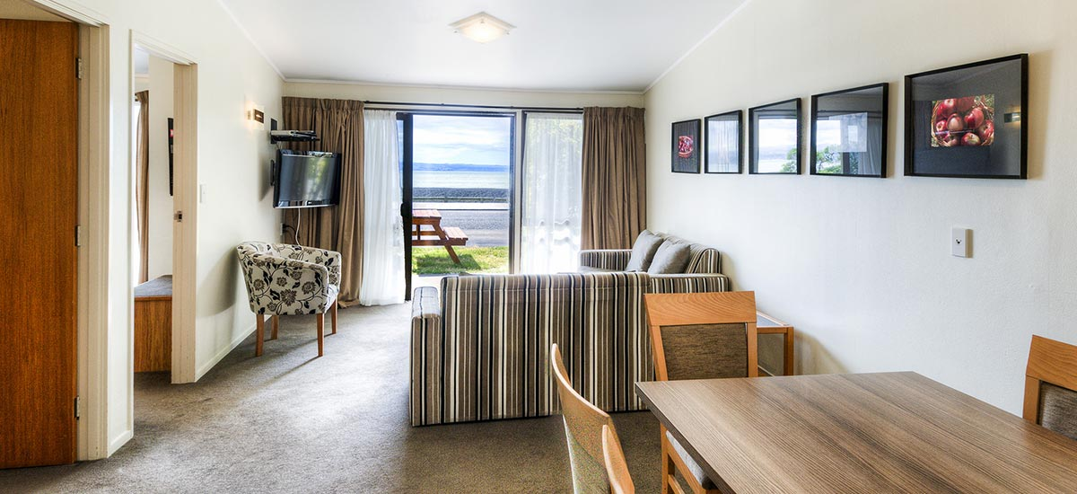 Napier Beachfront Motel