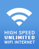 UNLIMITED High Speed WiFi Internet